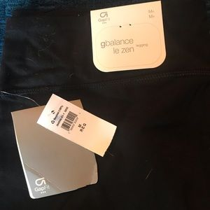 Gap Gbalance Black Leggings